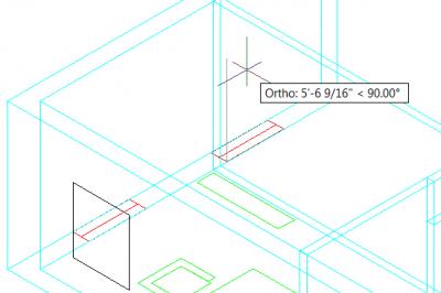 Changer la position du z ro absolu autocad 2d et 3d for Fenetre zoom autocad