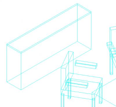 Modifier des solides 3d l 39 aide des poign es autocad 2d for Fenetre zoom autocad