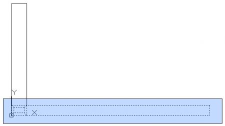 Copier ou d placer des objets 3d autocad 2d et 3d for Fenetre zoom autocad